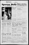 Spartan Daily, February 20, 1953 by San Jose State University, School of Journalism and Mass Communications