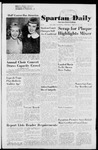 Spartan Daily, February 25, 1953 by San Jose State University, School of Journalism and Mass Communications