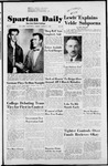 Spartan Daily, March 3, 1953 by San Jose State University, School of Journalism and Mass Communications