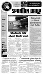 Spartan Daily (October 7, 2010)