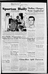 Spartan Daily, March 9, 1953 by San Jose State University, School of Journalism and Mass Communications
