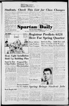 Spartan Daily, March 23, 1953 by San Jose State University, School of Journalism and Mass Communications