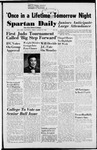Spartan Daily, March 27, 1953