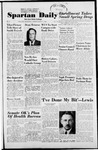 Spartan Daily, March 31, 1953