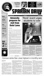 Spartan Daily October 12, 2010