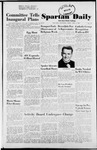Spartan Daily, April 3, 1953