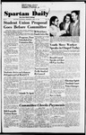 Spartan Daily, April 15, 1953 by San Jose State University, School of Journalism and Mass Communications