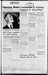 Spartan Daily, April 22, 1953 by San Jose State University, School of Journalism and Mass Communications