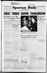Spartan Daily, April 24, 1953 by San Jose State University, School of Journalism and Mass Communications