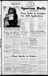 Spartan Daily, April 27, 1953 by San Jose State University, School of Journalism and Mass Communications