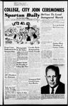 Spartan Daily, April 30, 1953 by San Jose State University, School of Journalism and Mass Communications