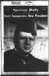 Spartan Daily, May 1, 1953 by San Jose State University, School of Journalism and Mass Communications