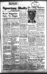 Spartan Daily, May 19, 1953 by San Jose State University, School of Journalism and Mass Communications