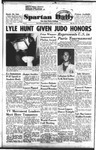 Spartan Daily, May 22, 1953