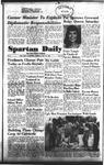 Spartan Daily, May 25, 1953