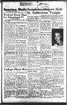 Spartan Daily, May 26, 1953