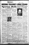 Spartan Daily, May 28, 1953