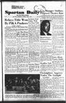 Spartan Daily, June 1, 1953