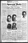 Spartan Daily, June 4, 1953 by San Jose State University, School of Journalism and Mass Communications