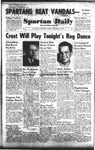 Spartan Daily, September 21, 1953 by San Jose State University, School of Journalism and Mass Communications
