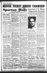Spartan Daily, September 25, 1953 by San Jose State University, School of Journalism and Mass Communications