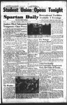 Spartan Daily, September 29, 1953 by San Jose State University, School of Journalism and Mass Communications