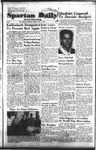 Spartan Daily, October 2, 1953 by San Jose State University, School of Journalism and Mass Communications