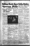 Spartan Daily, October 5, 1953 by San Jose State University, School of Journalism and Mass Communications