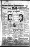 Spartan Daily, October 12, 1953 by San Jose State University, School of Journalism and Mass Communications