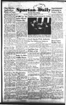 Spartan Daily, October 14, 1953 by San Jose State University, School of Journalism and Mass Communications