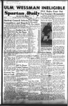 Spartan Daily, October 15, 1953 by San Jose State University, School of Journalism and Mass Communications