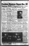 Spartan Daily, October 16, 1953 by San Jose State University, School of Journalism and Mass Communications