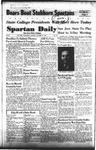 Spartan Daily, October 19, 1953
