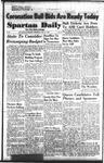 Spartan Daily, October 21, 1953