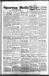 Spartan Daily, November 3, 1953 by San Jose State University, School of Journalism and Mass Communications