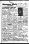 Spartan Daily, November 4, 1953 by San Jose State University, School of Journalism and Mass Communications