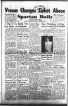 Spartan Daily, November 5, 1953