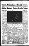 Spartan Daily, November 9, 1953 by San Jose State University, School of Journalism and Mass Communications