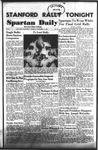 Spartan Daily, November 12, 1953