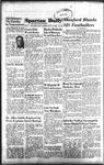 Spartan Daily, November 16, 1953