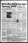 Spartan Daily, November 18, 1953 by San Jose State University, School of Journalism and Mass Communications