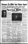 Spartan Daily, November 23, 1953 by San Jose State University, School of Journalism and Mass Communications