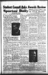 Spartan Daily, November 30, 1953