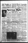 Spartan Daily, December 1, 1953