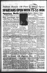 Spartan Daily, December 2, 1953 by San Jose State University, School of Journalism and Mass Communications