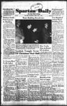 Spartan Daily, December 4, 1953 by San Jose State University, School of Journalism and Mass Communications