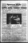 Spartan Daily, December 7, 1953