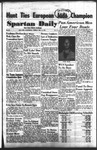 Spartan Daily, December 8, 1953 by San Jose State University, School of Journalism and Mass Communications