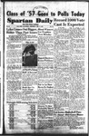 Spartan Daily, December 9, 1953