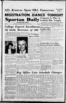 Spartan Daily, January 4, 1954